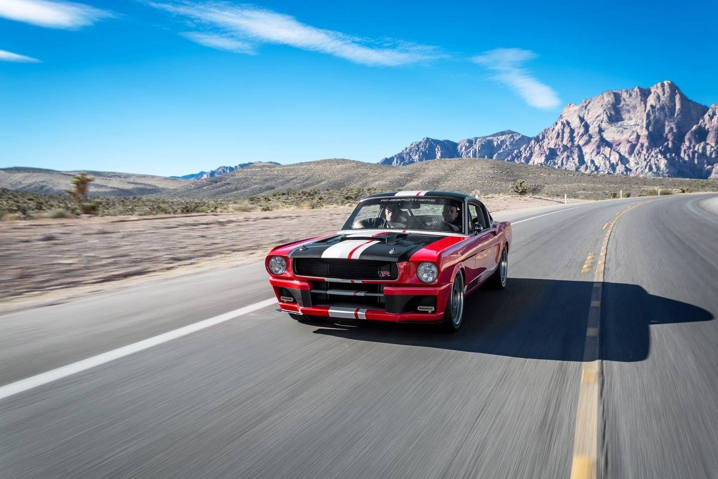 Ringbrothers Now Sell Carbon Fiber Hoods For Early Mustangs
