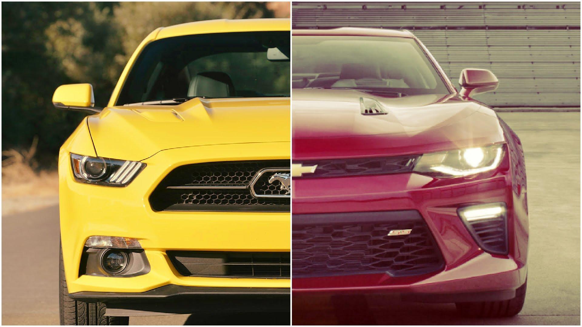 Mustang vs Camaro April 2016 Sales Figures  AllFordMustangs