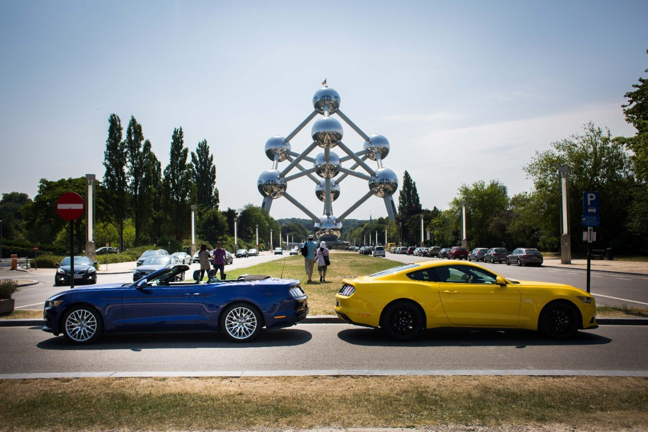 Which European Nation Loves Mustangs the Most?