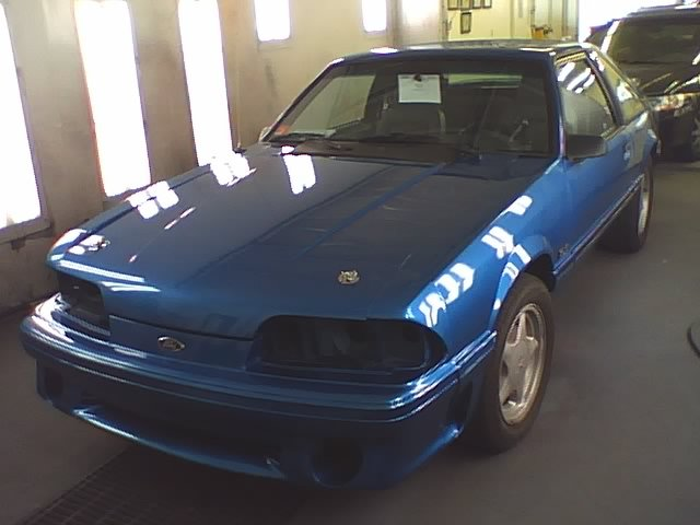 How good or bad is maaco page 3 ford mustang forum for How much for a paint job