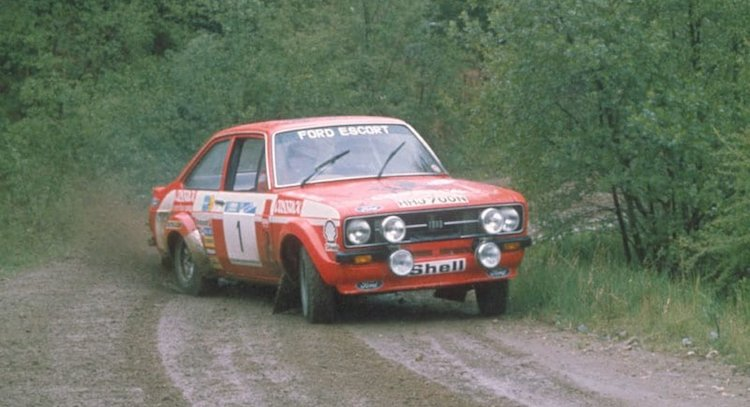 Celebrating 50 Years of the Legendary Ford Escort