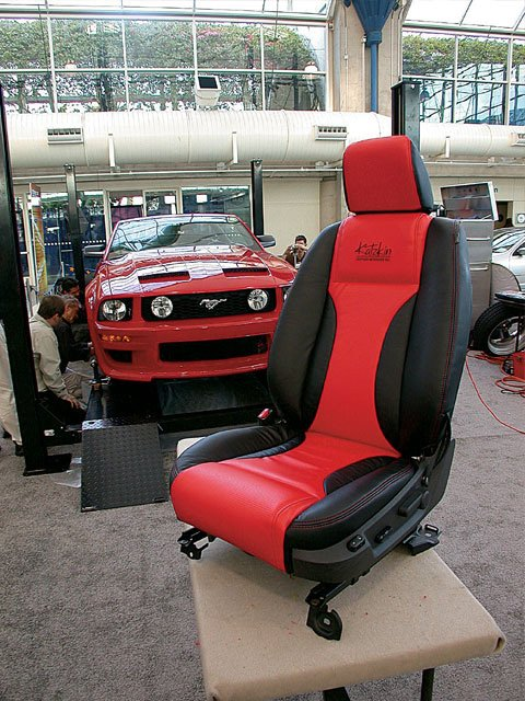Vote Aftermarket Leather Seat Covers Ford Mustang Forum