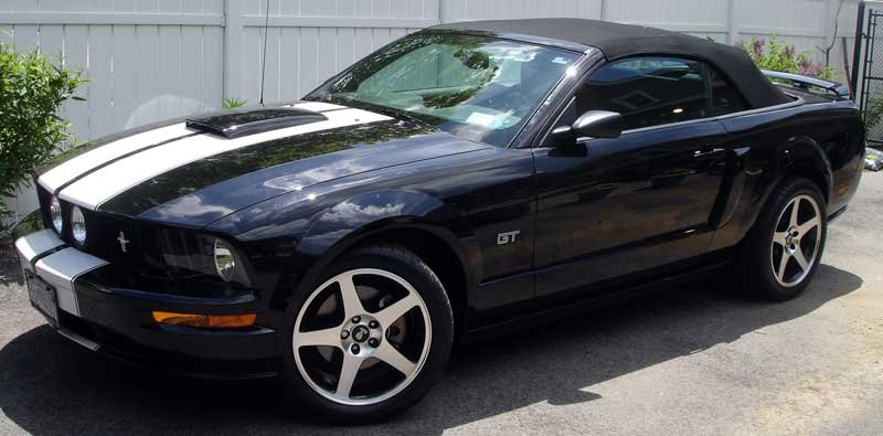 TPMS/Tire suggestions for 2007 Mustang GT on 26mm Offset 18