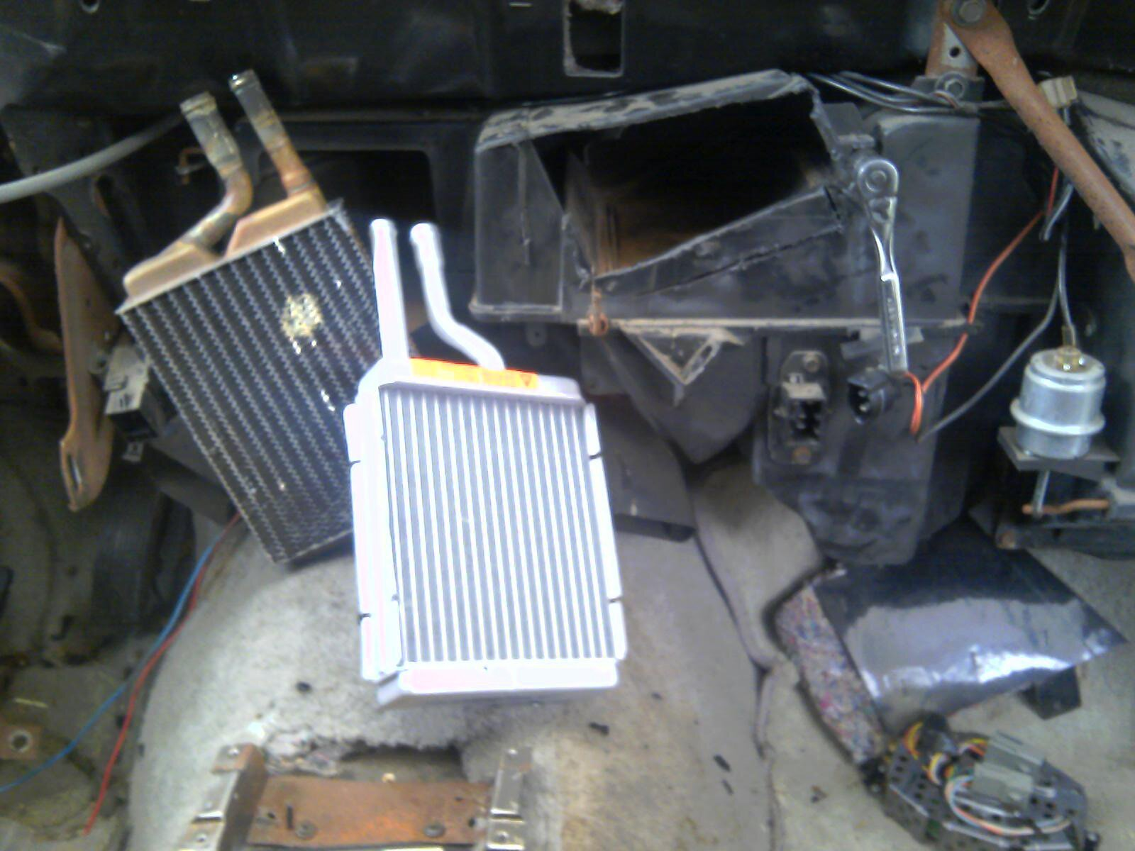 1986 Mustang Heater Core R Amp R Ford Mustang Forum