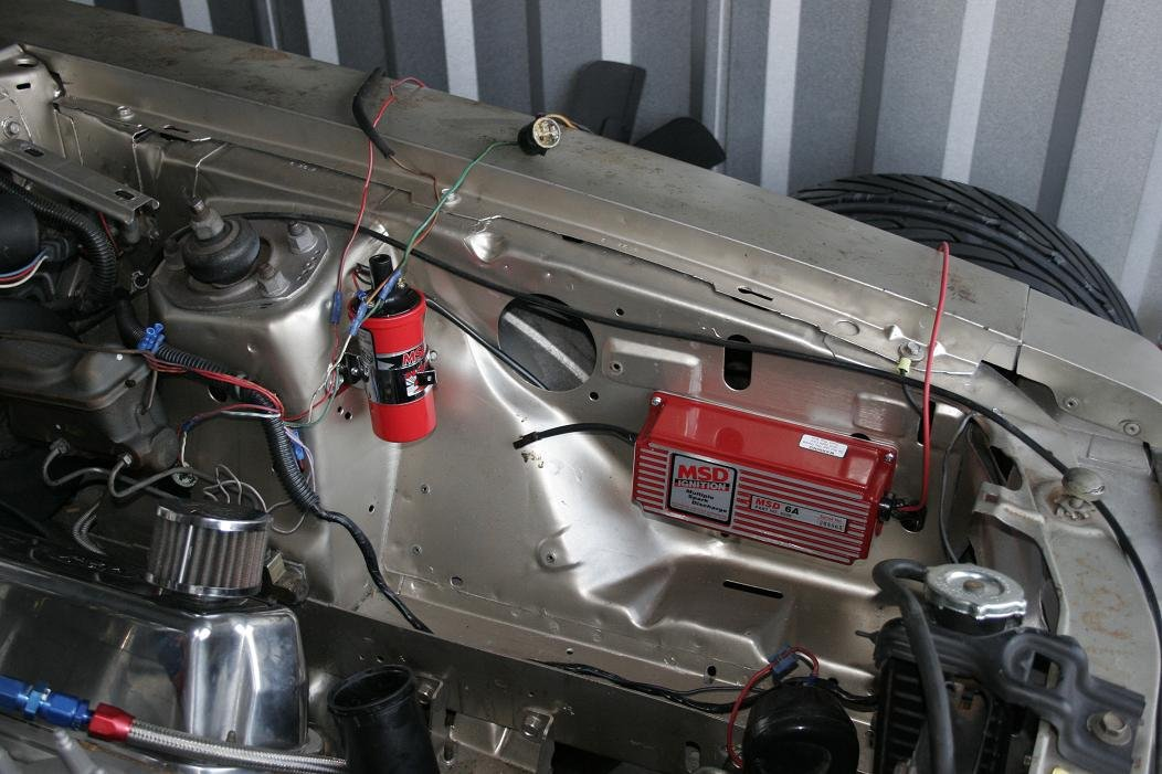 1979 Mustang: New Rims, New Fuel Delivery And MSD Ignition, Pictures Inside!-msd.jpg