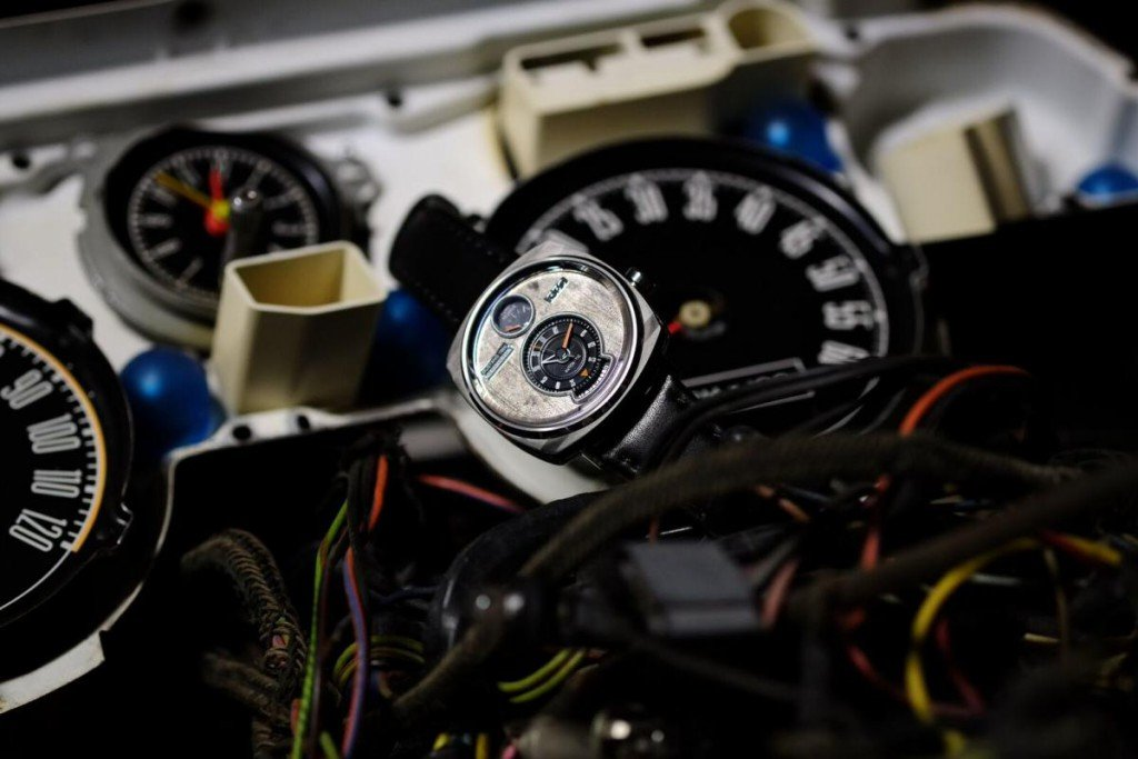 These Stunning Watches Are Made From The Best Materials Ever—Old Ford Mustangs