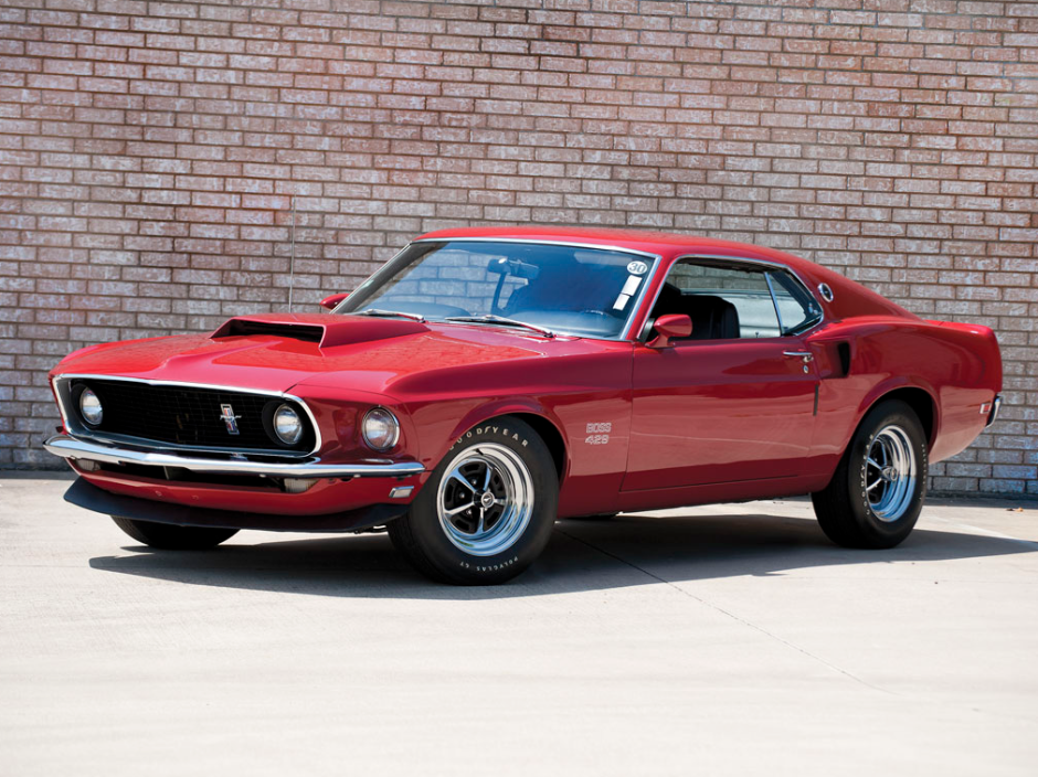 Throwback Thursday: This Beautiful Boss 429 Was Among the First 50 Built