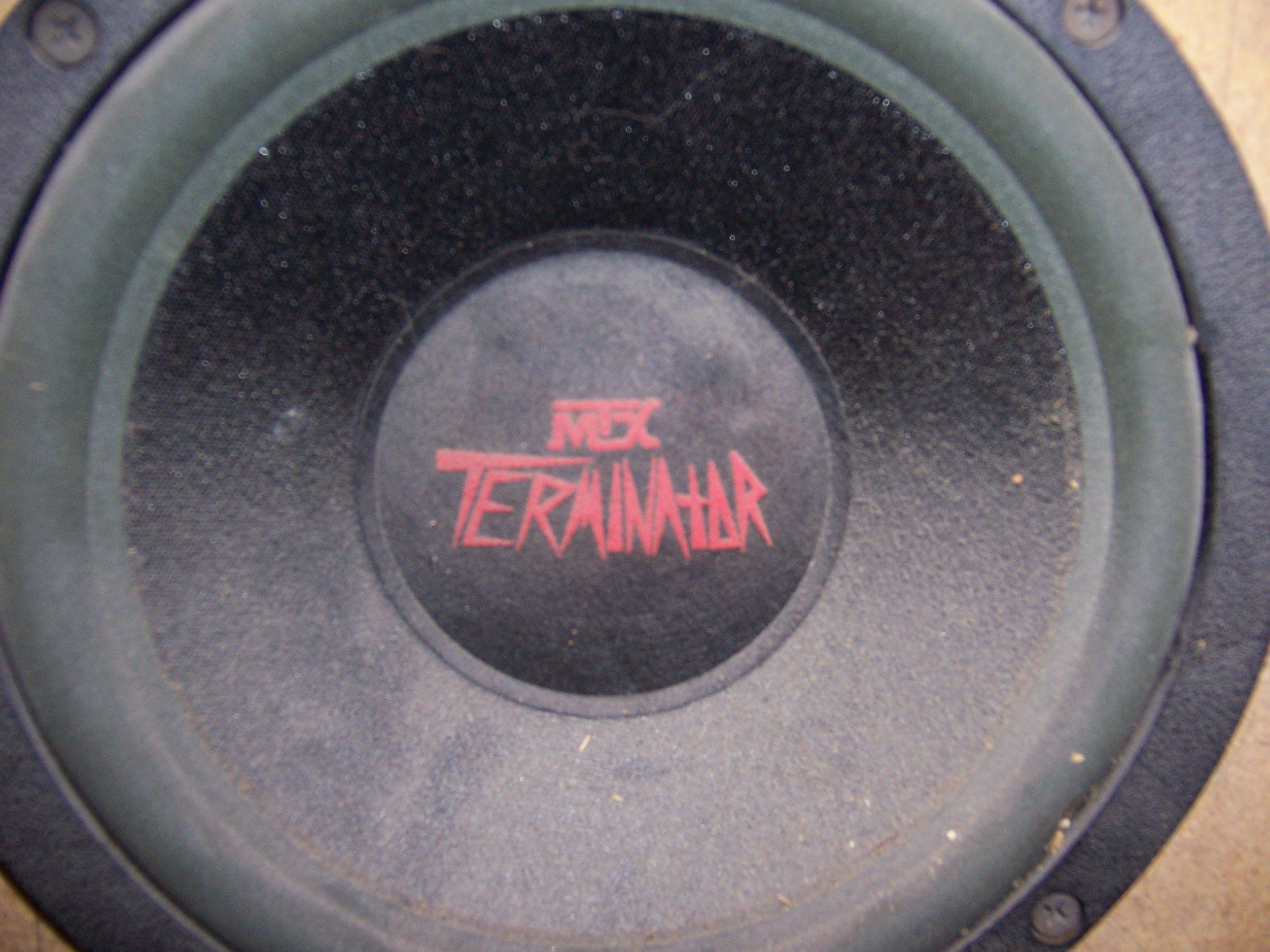 12 Terminator mtx subs
