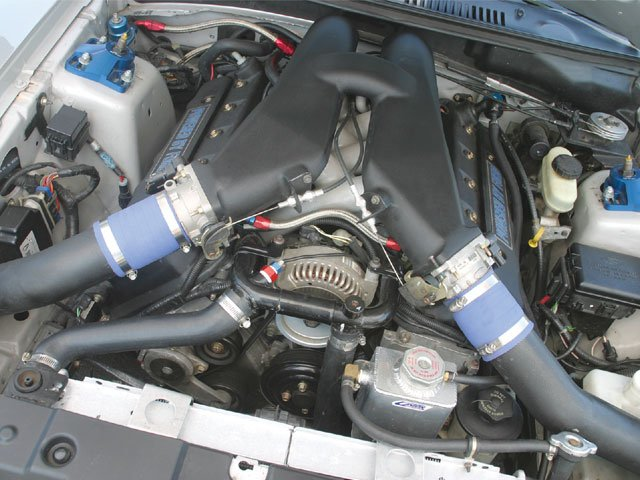 Ford Confirms EcoBoost Engine, IRS For 2015 Mustang-mump_0406_05_z-prototype_boss_ford_mustang_v10-v10_engine_bay.jpg