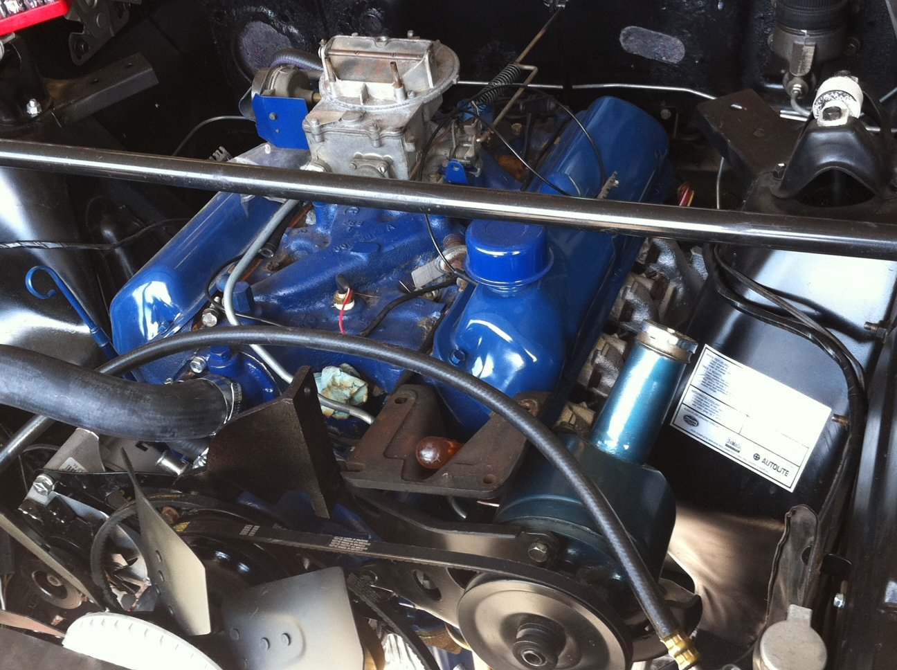 289 engine rebuild - Page 2 - Ford Mustang Forum