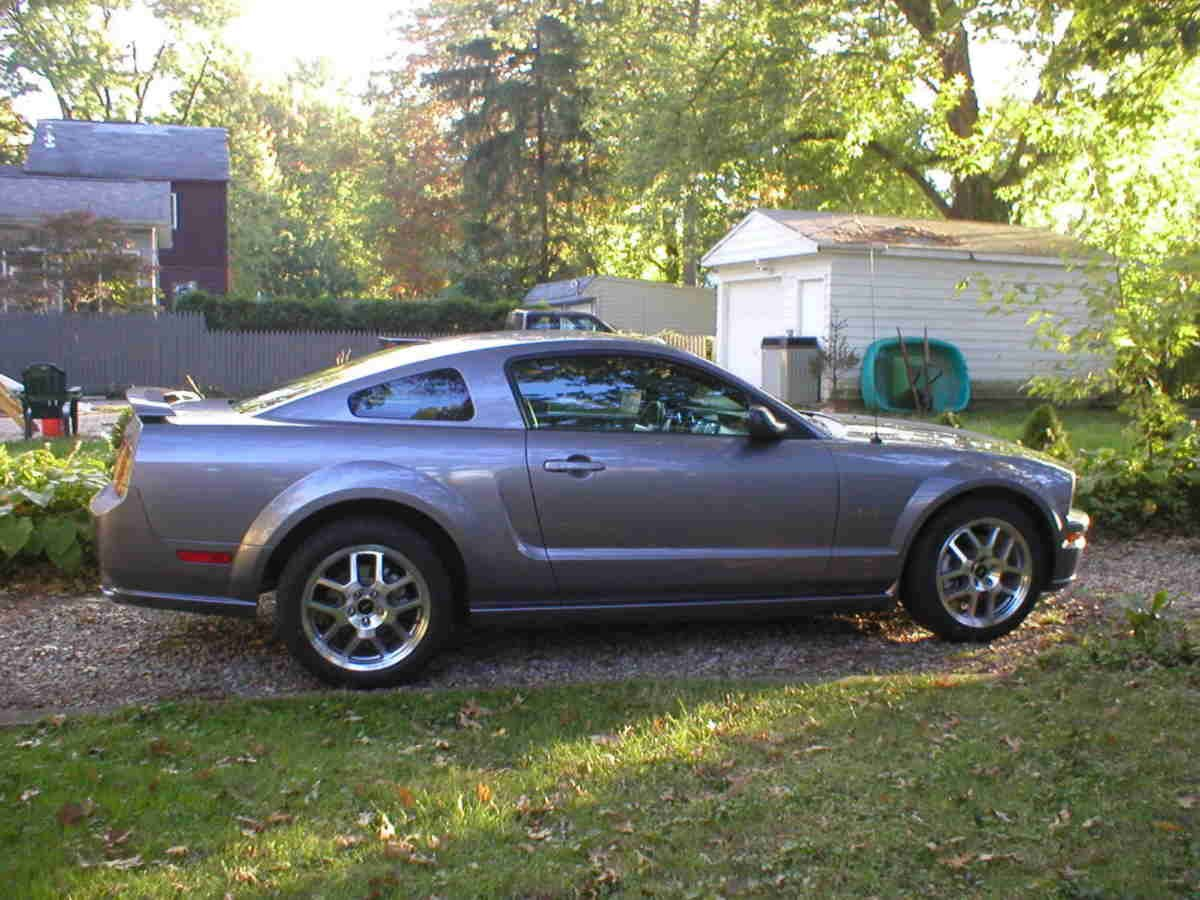 2008 Mustang Rims >> Mod #4 - Shelby GT500 wheels/tires...pics - Ford Mustang Forum