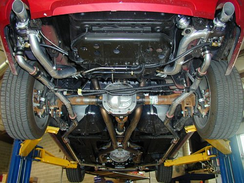 2006 Mustang GT STS Twin Turbo - Ford Mustang Forum