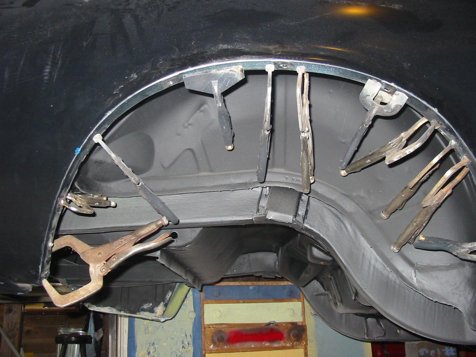 How Much Is A Wheel Alignment >> AHH wheelhouse and quarter panel wheel well radius not the ...