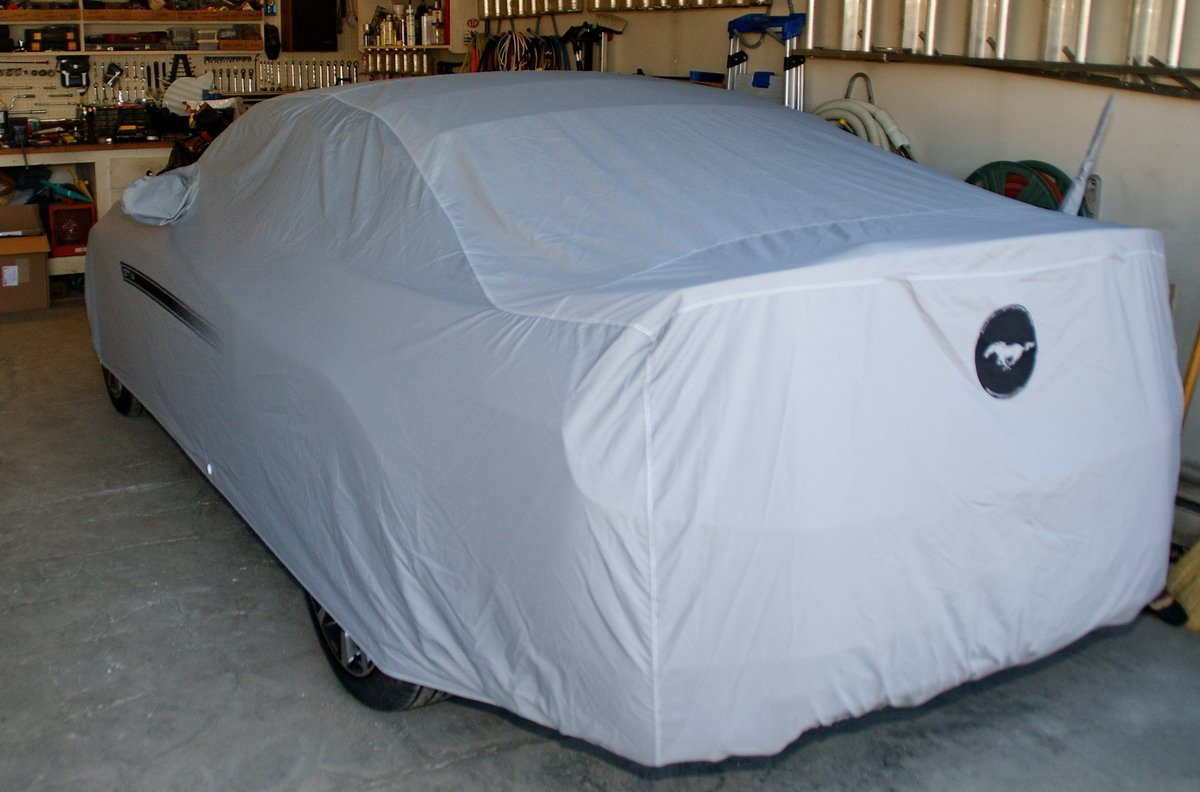 Genuine Ford BR3Z-19A412-A Full Vehicle Cover