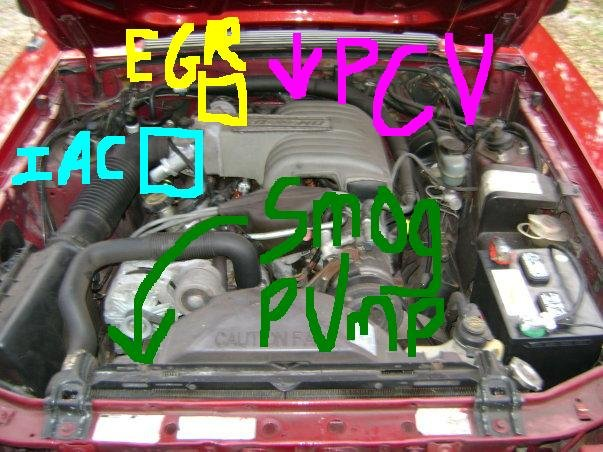 1992 Mustang 5.0 Idles Rough/Surges and Stalls | Ford Mustang ForumAll Ford Mustangs