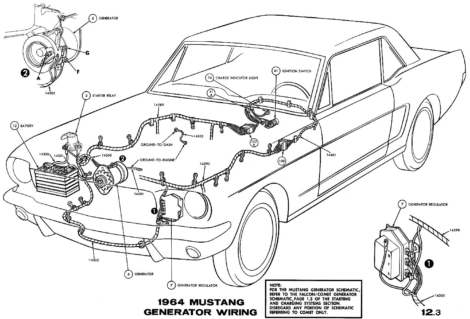 242818 1964 1 2 Mustang Polarizing Generator in addition Canister Purge Valve Solenoid Location Buick besides Upright Scissor Lift Battery Wiring Diagram moreover Buick Lacrosse Pcv Valve Location additionally  on ford battery location