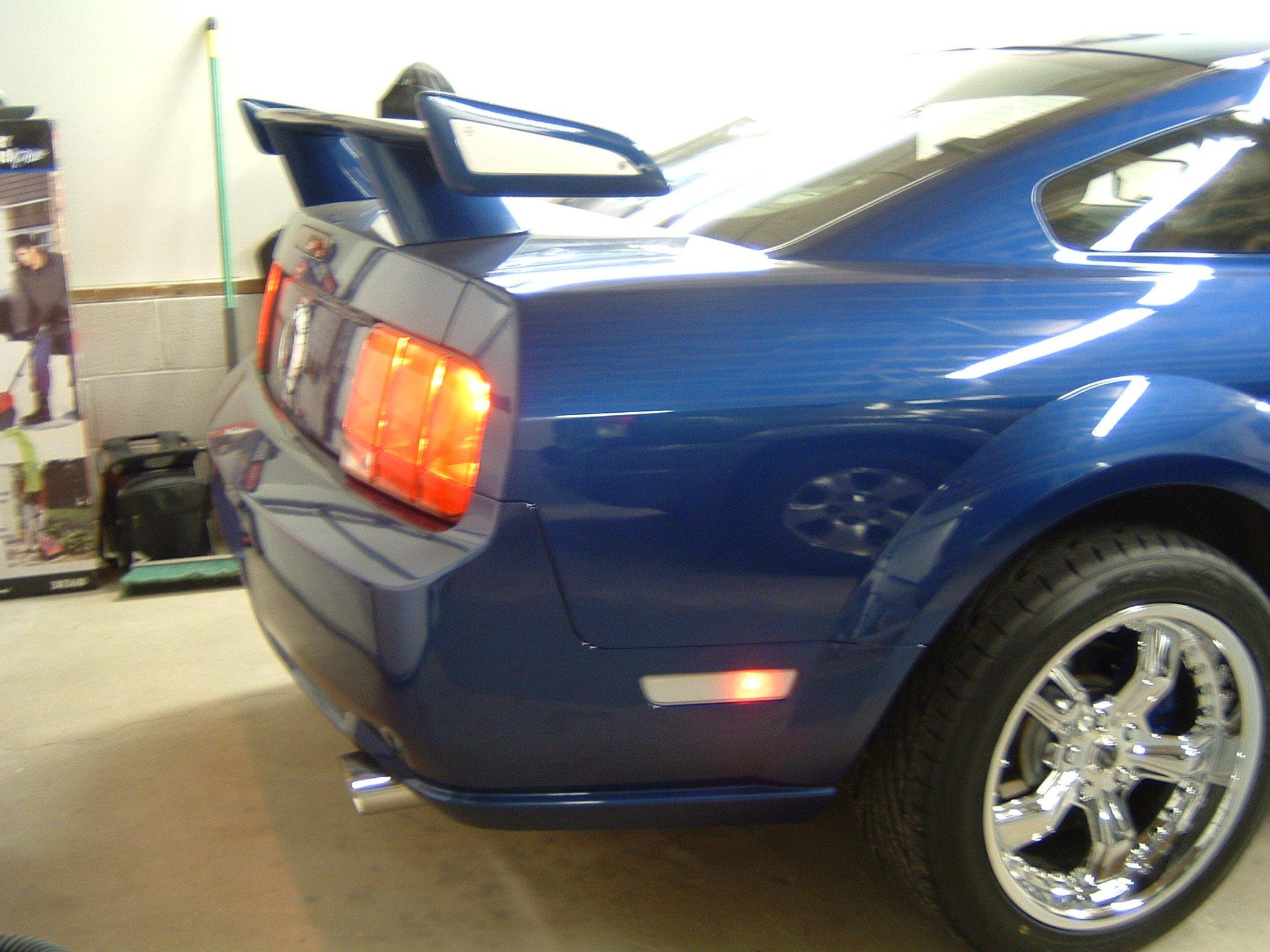 Mustang Gt Premium >> American Racing/Shelby Razor Wheels - Ford Mustang Forum
