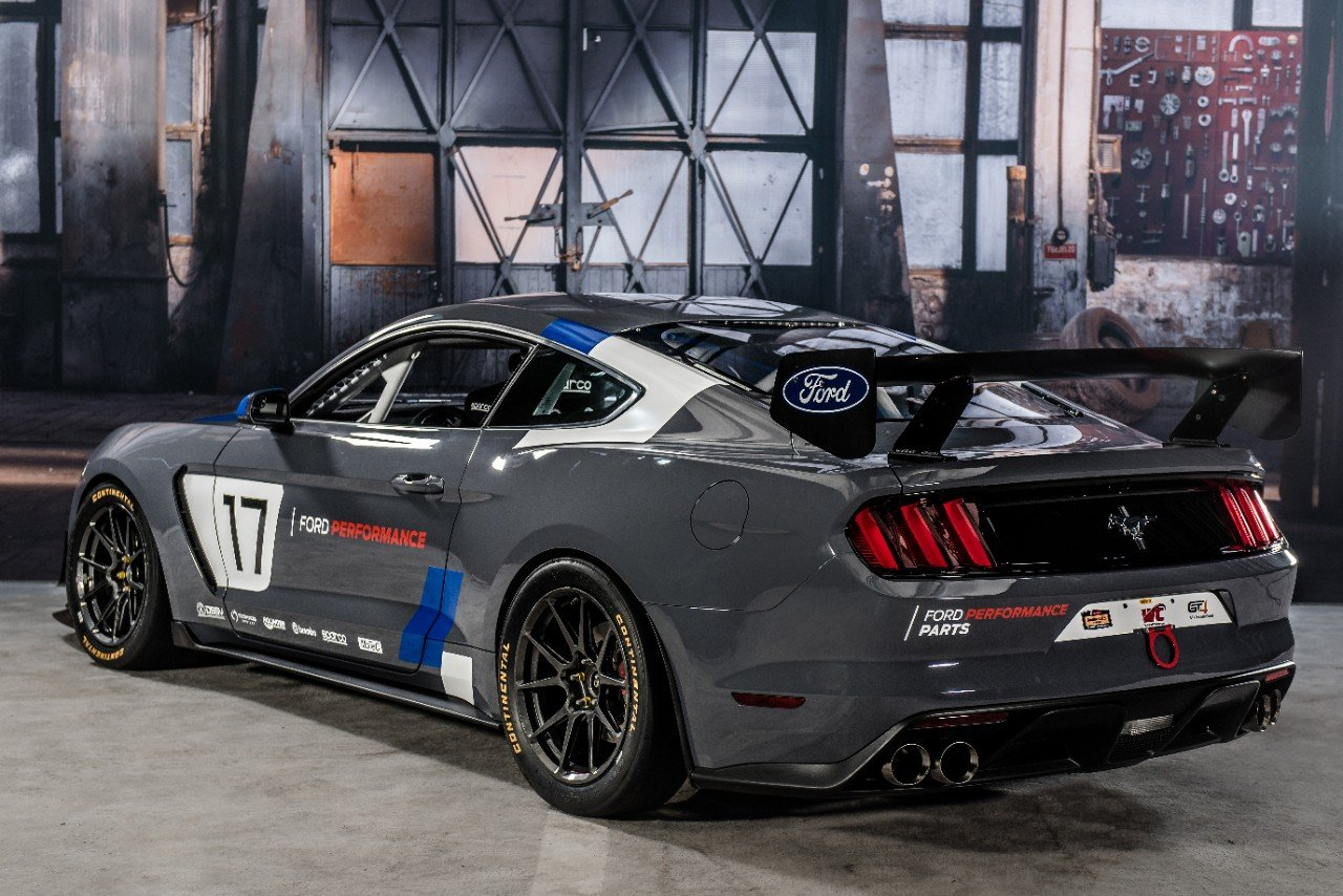 Mustang Gtr C Ford Performance