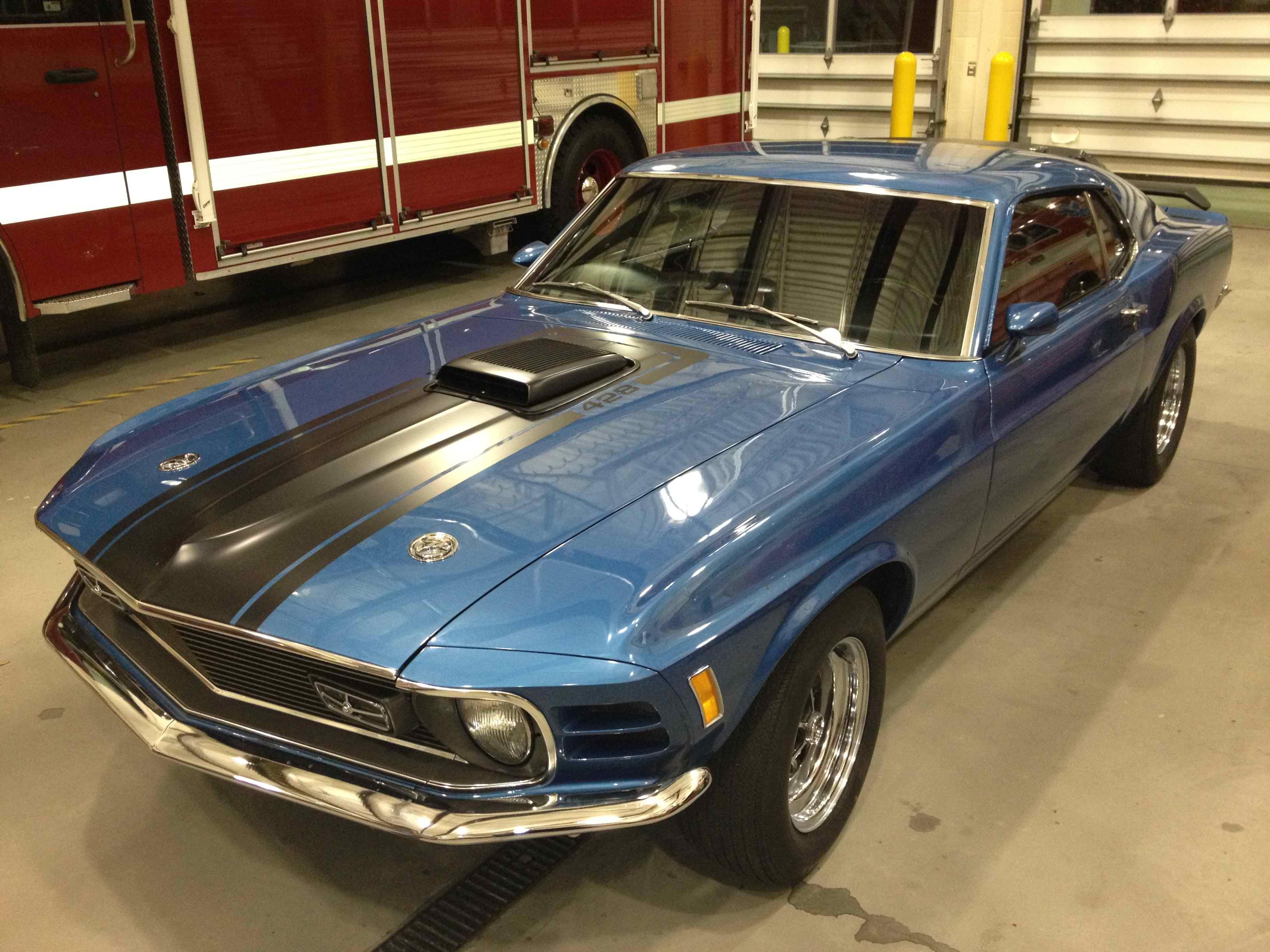 1970 Mach 1  Rocker Panel mounting  Ford Mustang Forum