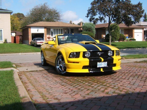 2008 Mustang Gt Cs Community Mod Forum Ford Mustang Forum