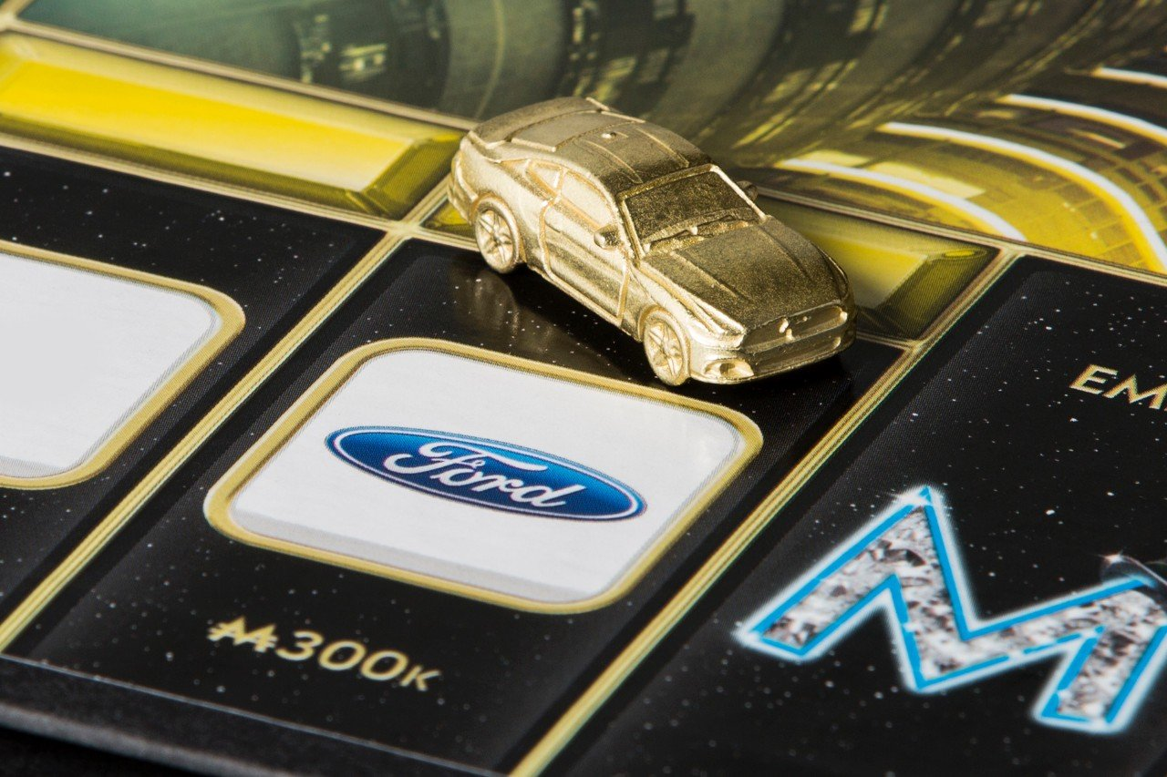 Advance Past Go With Monopoly's New Mustang Token