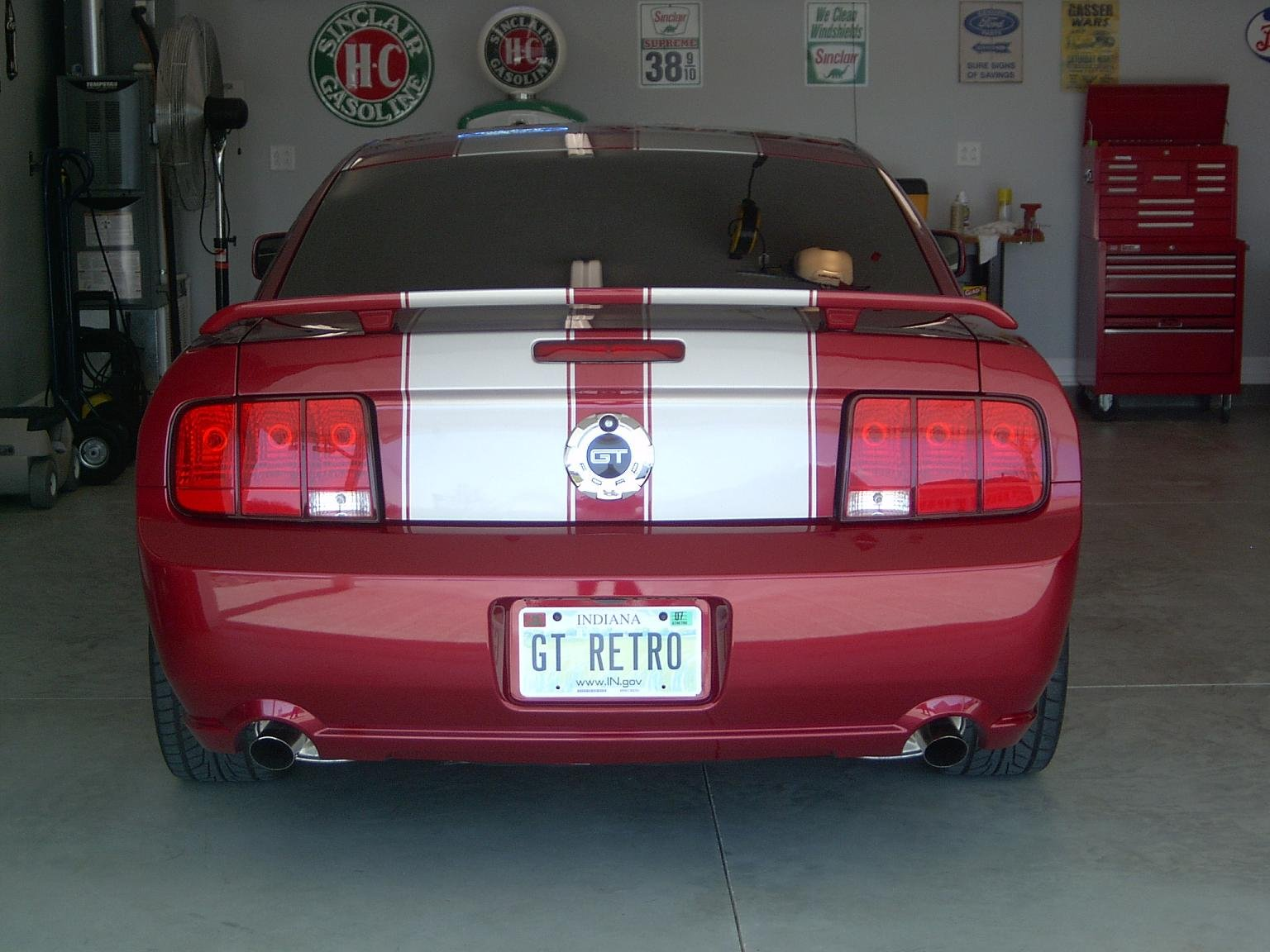 Best Way To Paint Mustang Louvers