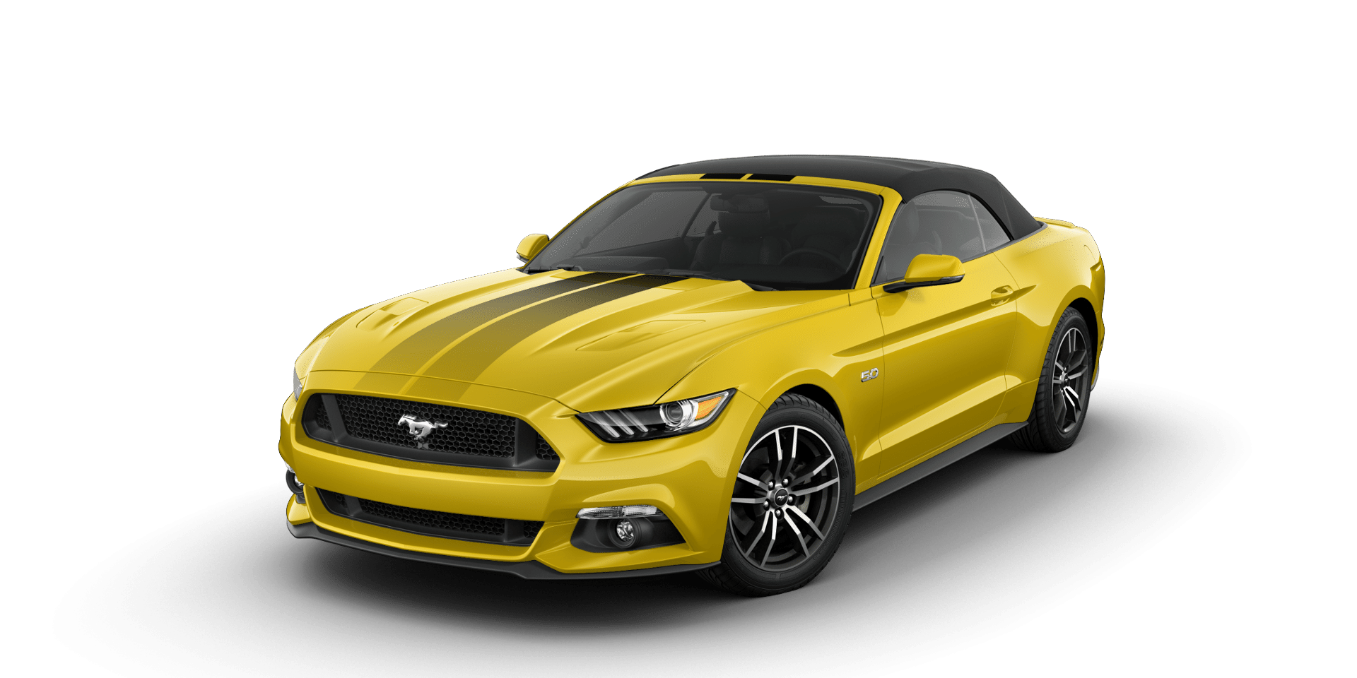 2015 Mustang Stripes >> Factory 'over the top' stripes - Ford Mustang Forum