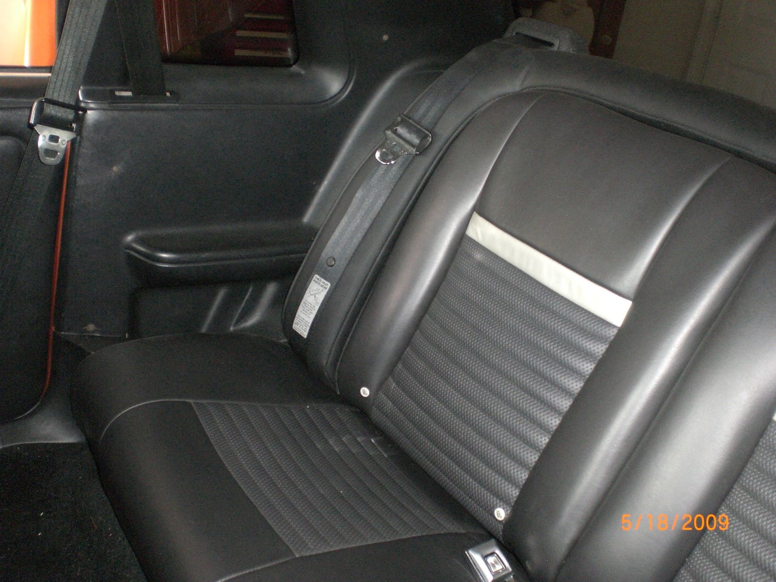 How To Install Late Model Rear Seat Into Fox Body Coupe Ford Mustang Forum