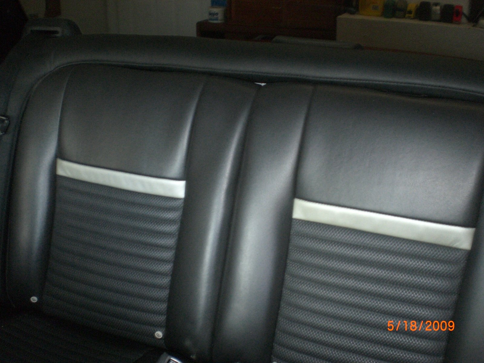 How To Install Late Model Rear Seat Into Fox Body Coupe