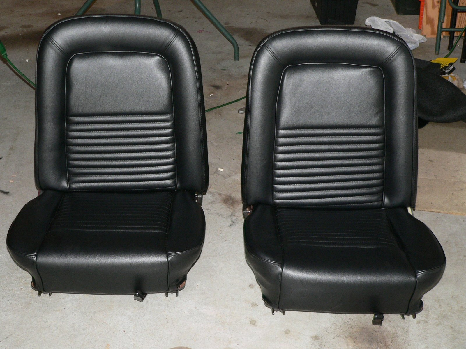 Replacing front seat foam Ford Mustang Forum