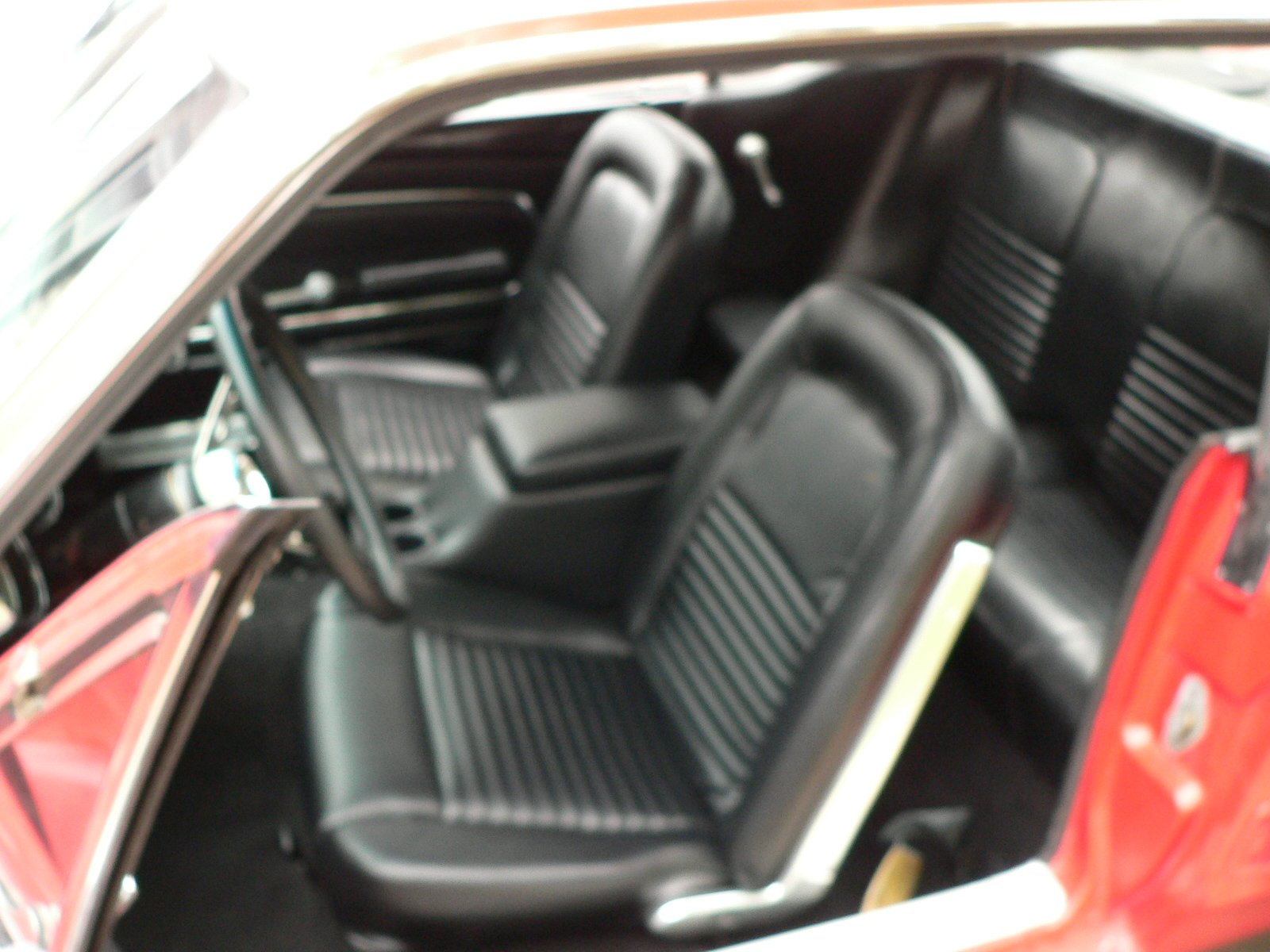 Any Tips On Reupholstering 1967 Mustang Bucket Seats