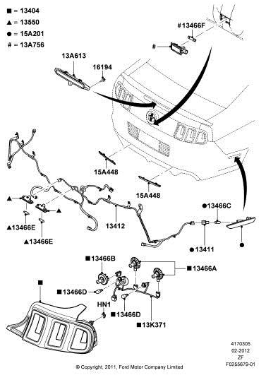 2011  2012 to 2013 tail light switch - page 6