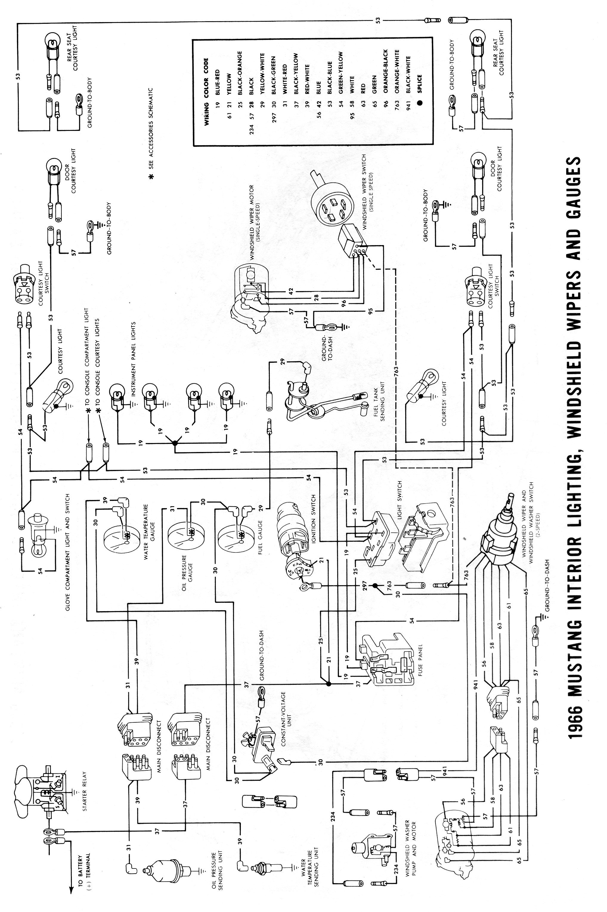 wiring diagram at fuse box 1973 cougar wiring why does my instrument fuse keep blowing out ford mustang forum on wiring diagram at fuse