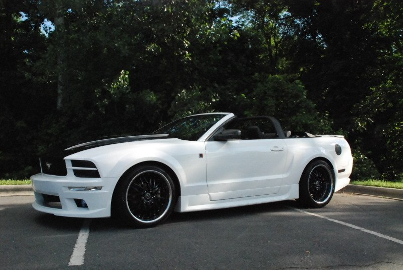 Pictures Of New Style Bar Installed Ford Mustang Forum