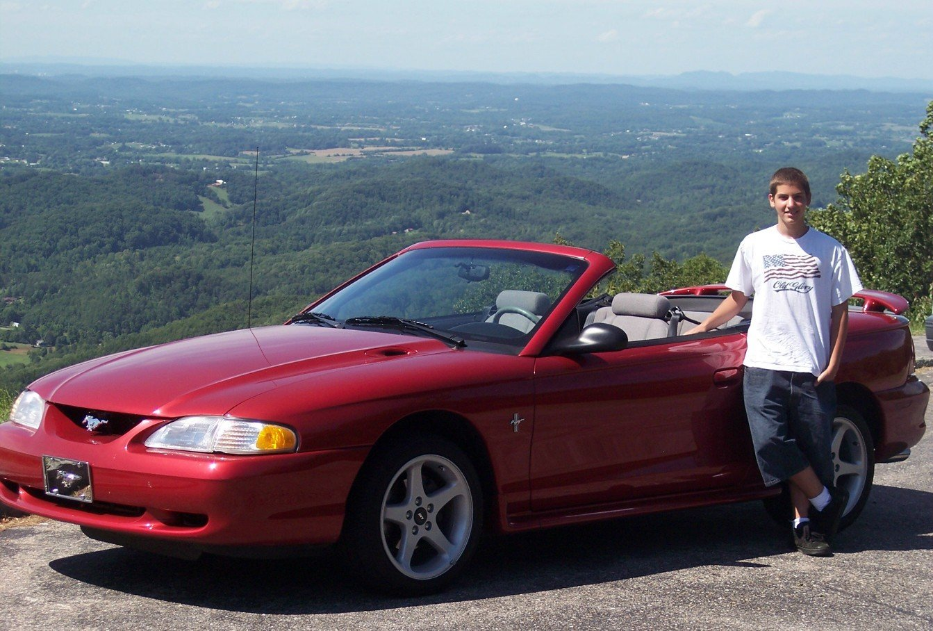 I Want To See You 1994-1998 Mustang