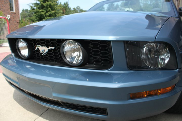 Will 05 09 Mustang Gt Fog Lights Fit In A V6 Ford Mustang Forum