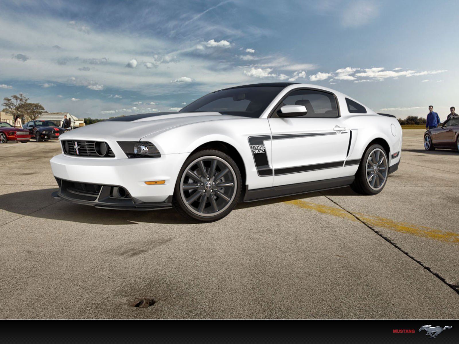 Is this what the 2013 Boss 302 will look like? - Ford Mustang Forum