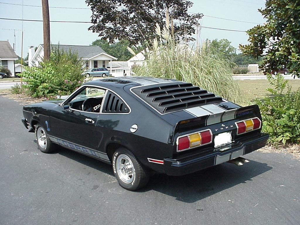 1976 mustang cobra II - Ford