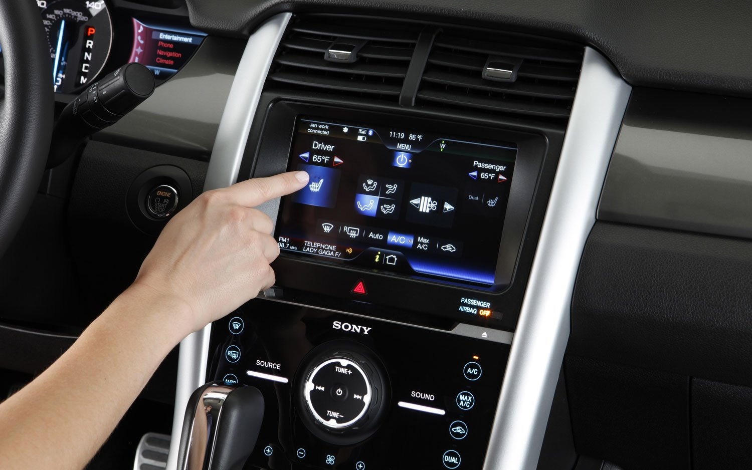 Turns Out Not Even Ford's Own Execs and Engineers Liked MyFord Touch