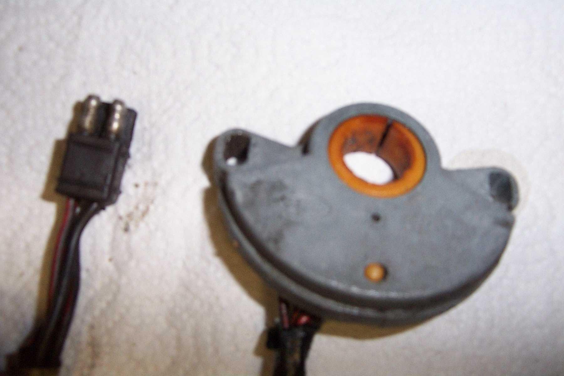 Neutral Safety Switch - C4