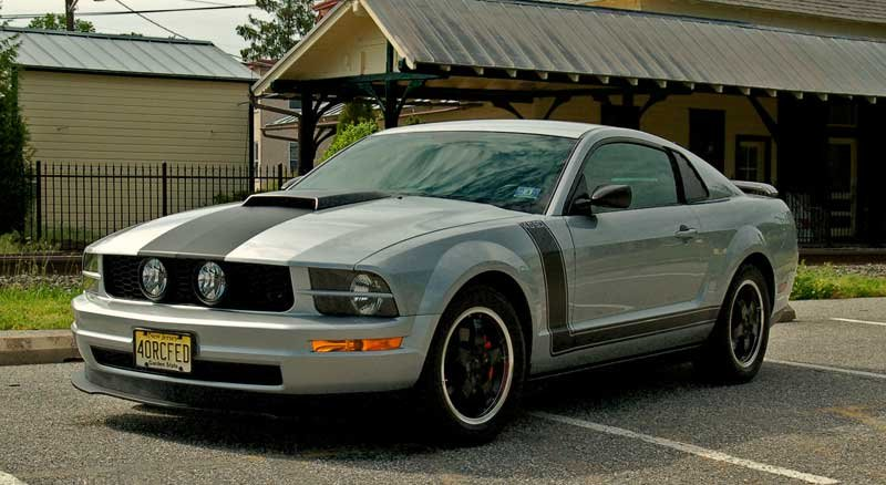 Post Pics Of Your Mustang Before Modded And After Page