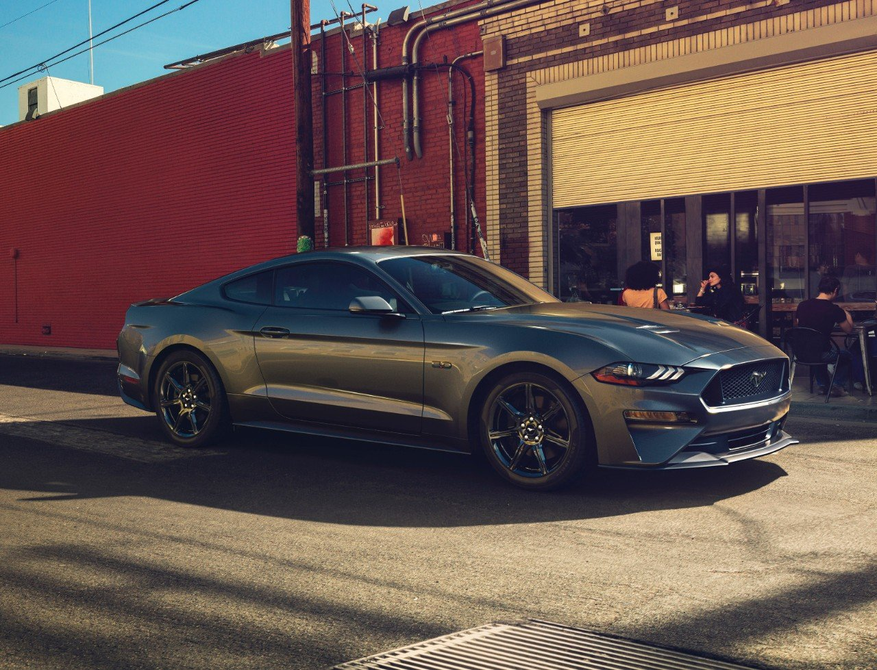 The 2018 Ford Mustang Officially Debuts to Much Meh