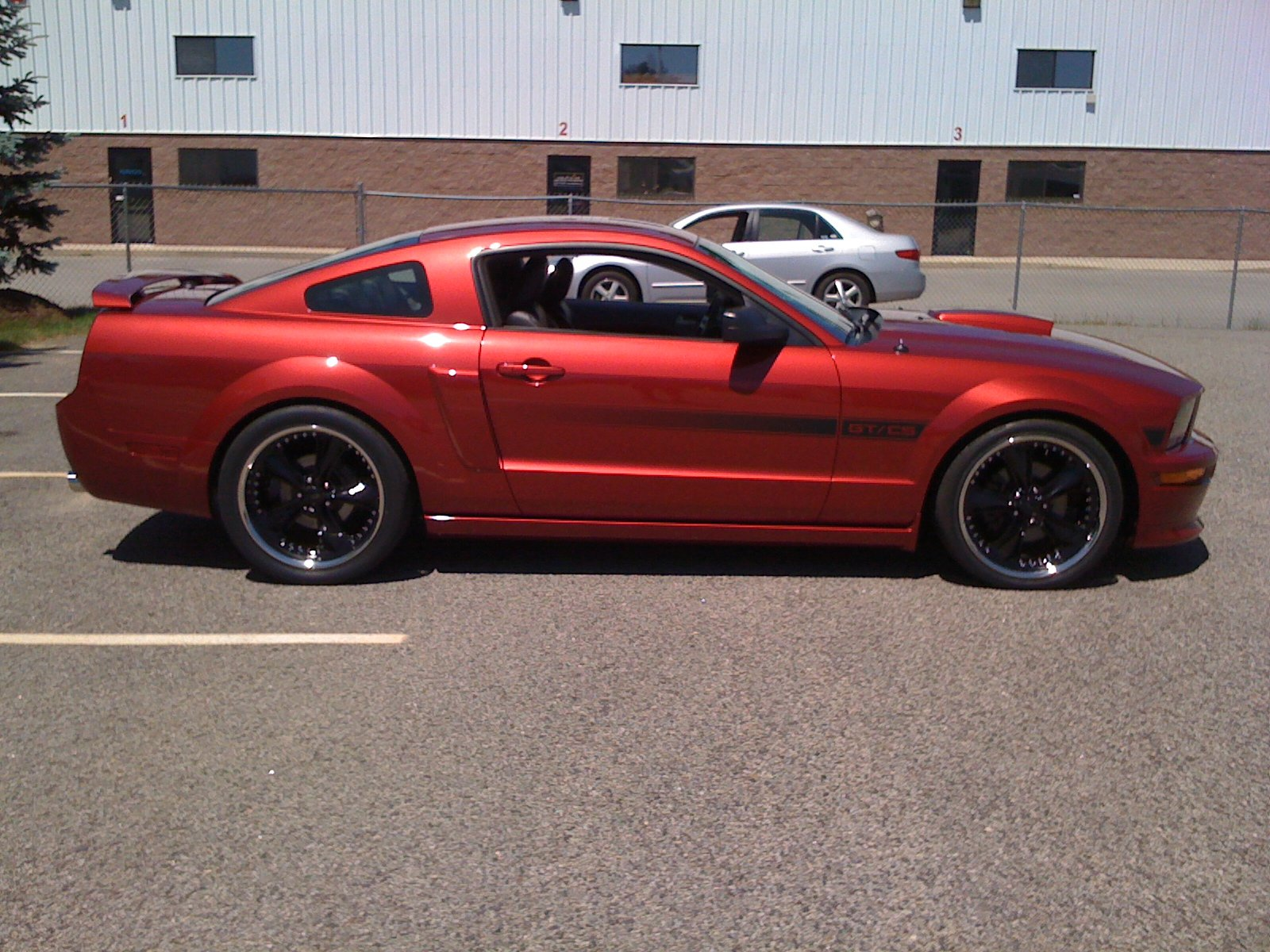 2005 2008 s197 ford mustang picture thread ford mustang. Black Bedroom Furniture Sets. Home Design Ideas