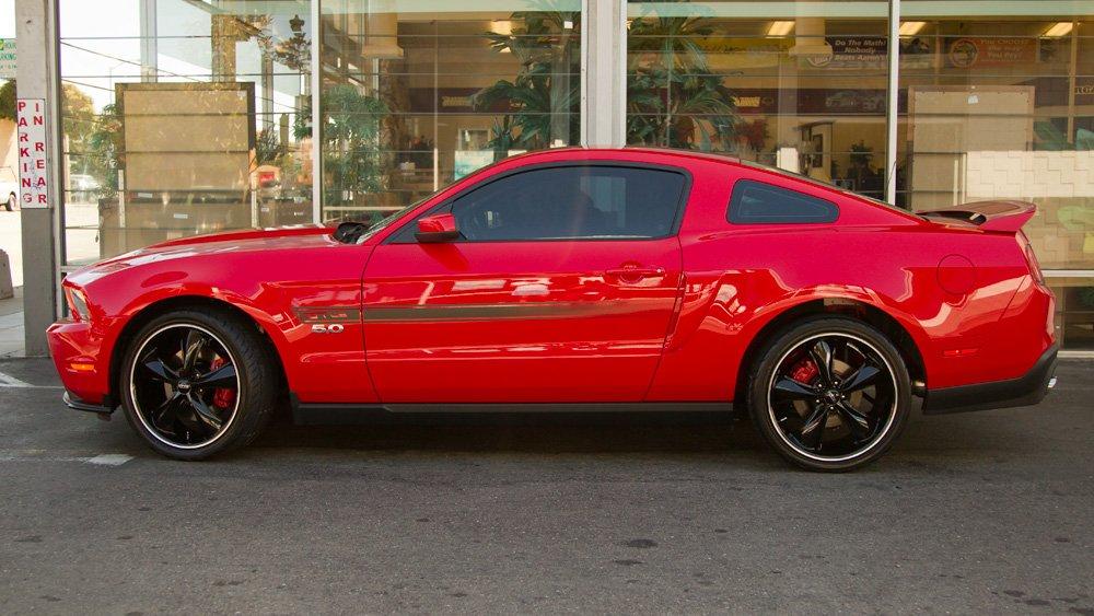 D Mustang Thinking Buying Rims Newwheels