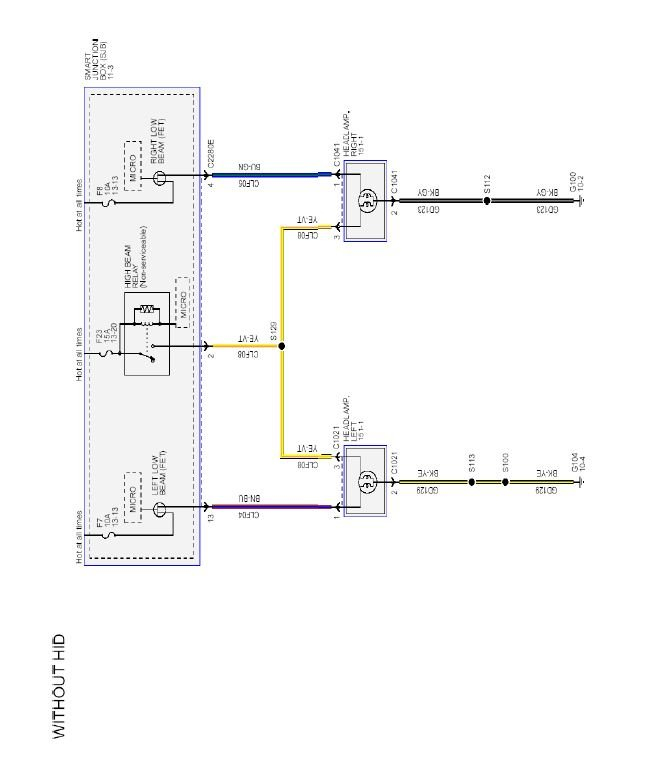 Oem Hid Lights Installation Problem