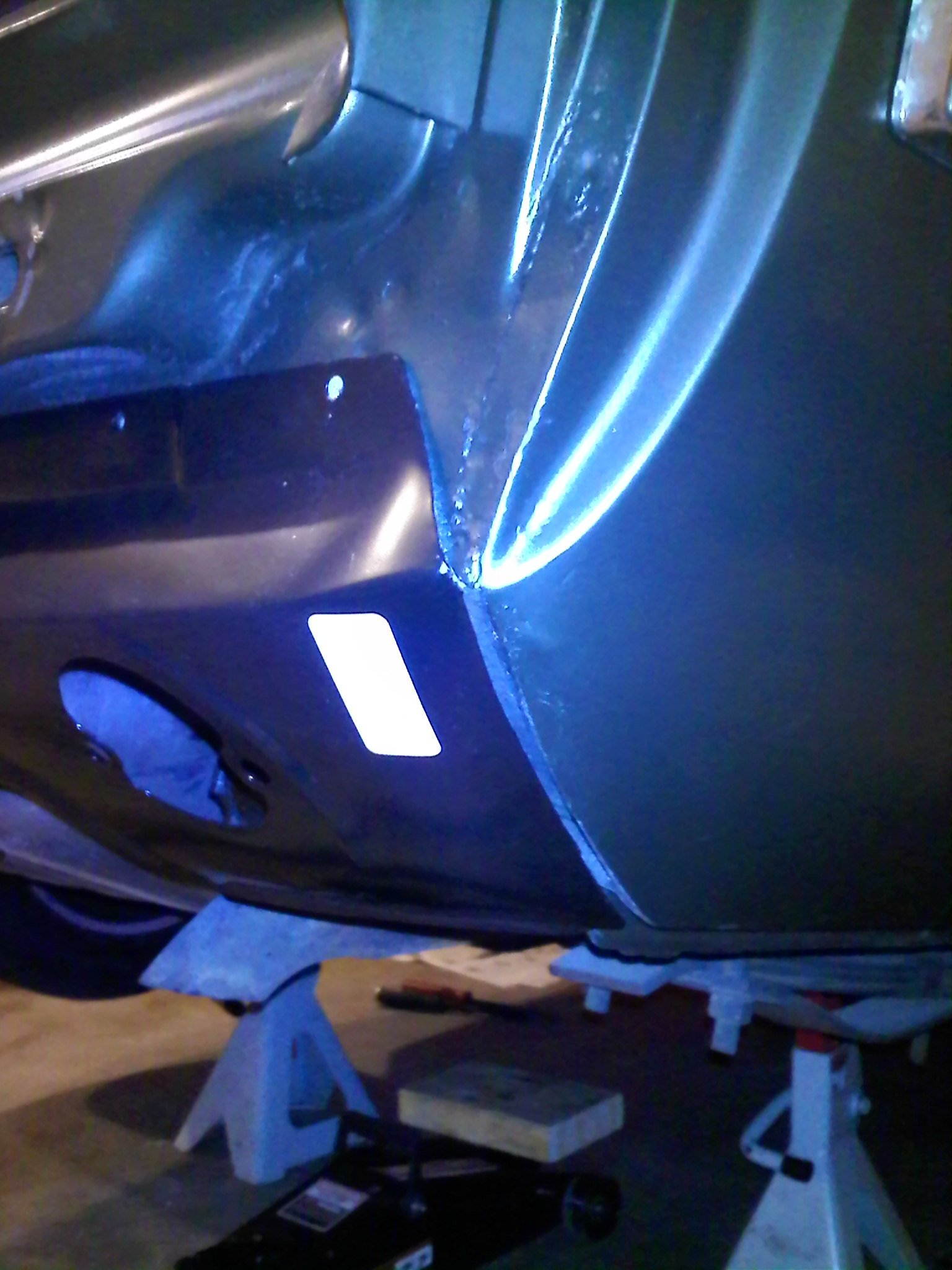 Ford Com Mustang >> New rear valance not lining up on my 1969 Mustang. Need ...