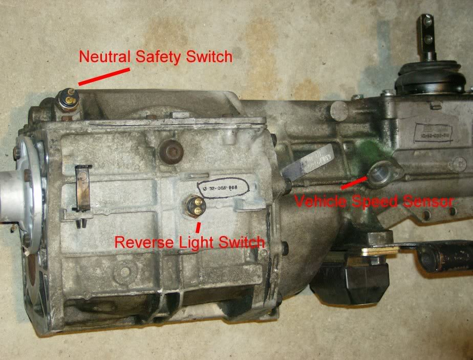 Neutral safety switch on transmission ford mustang forum click image for larger version name nsstransg views 9979 size 1072 publicscrutiny Images