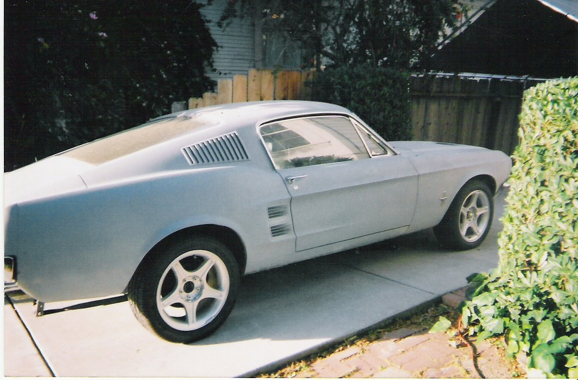 All Weather Tires >> Bullit wheels for my 1967 Mustang. What is needed to make them fit? - Ford Mustang Forum