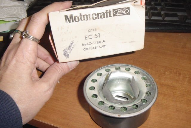 Crankcase Breather Cap Ford Mustang Forum