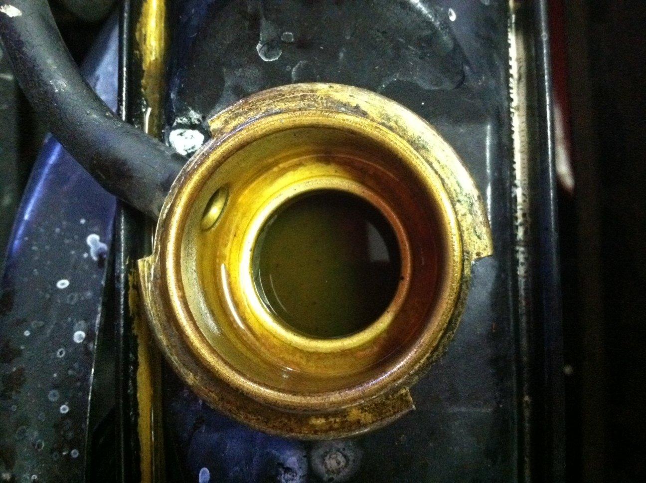 D Overheating Oil Radiator Oil Rad